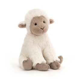 Jellycat Libby l'agneau - small