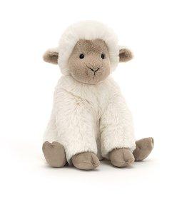 Jellycat Libby l'agneau - Médium