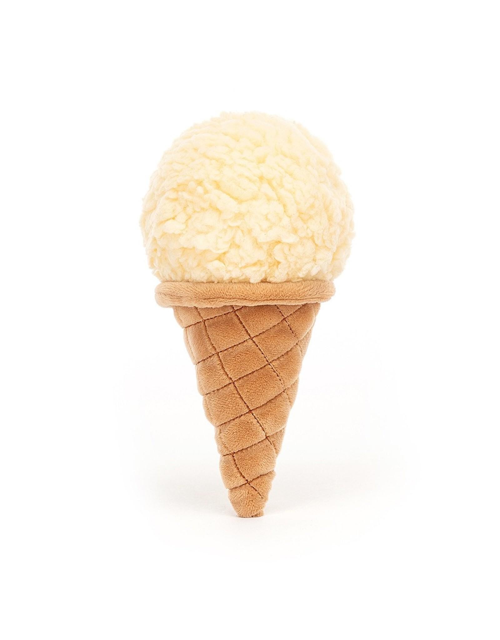 Jellycat Irrésistible glace vanille