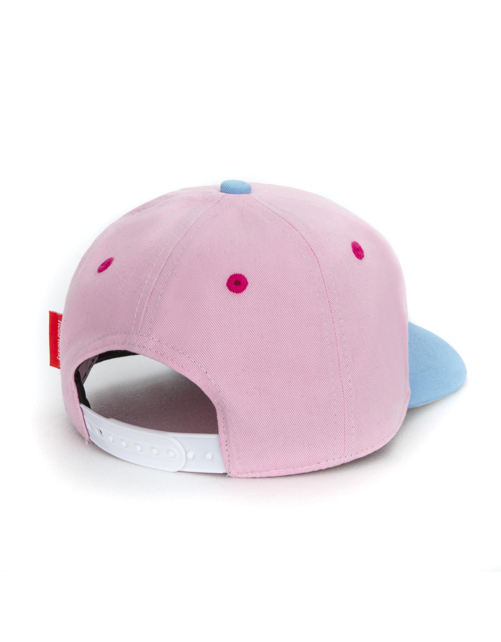 Hello Hossy Casquette - Mini Flamingo