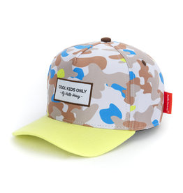 Hello Hossy Casquette - Camouflage