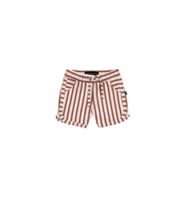 House Of Jamie Maillot short - Clay stripes