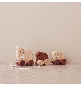 Kids Concept Mammouth famille à tirer