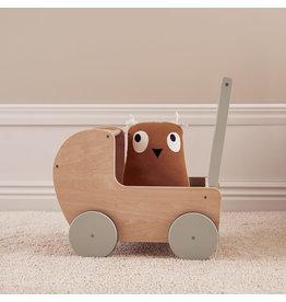 Kids Concept Landau en bois naturel