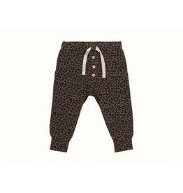 Little Indians Pants leopard - Fondue Fudge