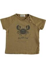 Bean's T-shirt crabe Clownfish - camel
