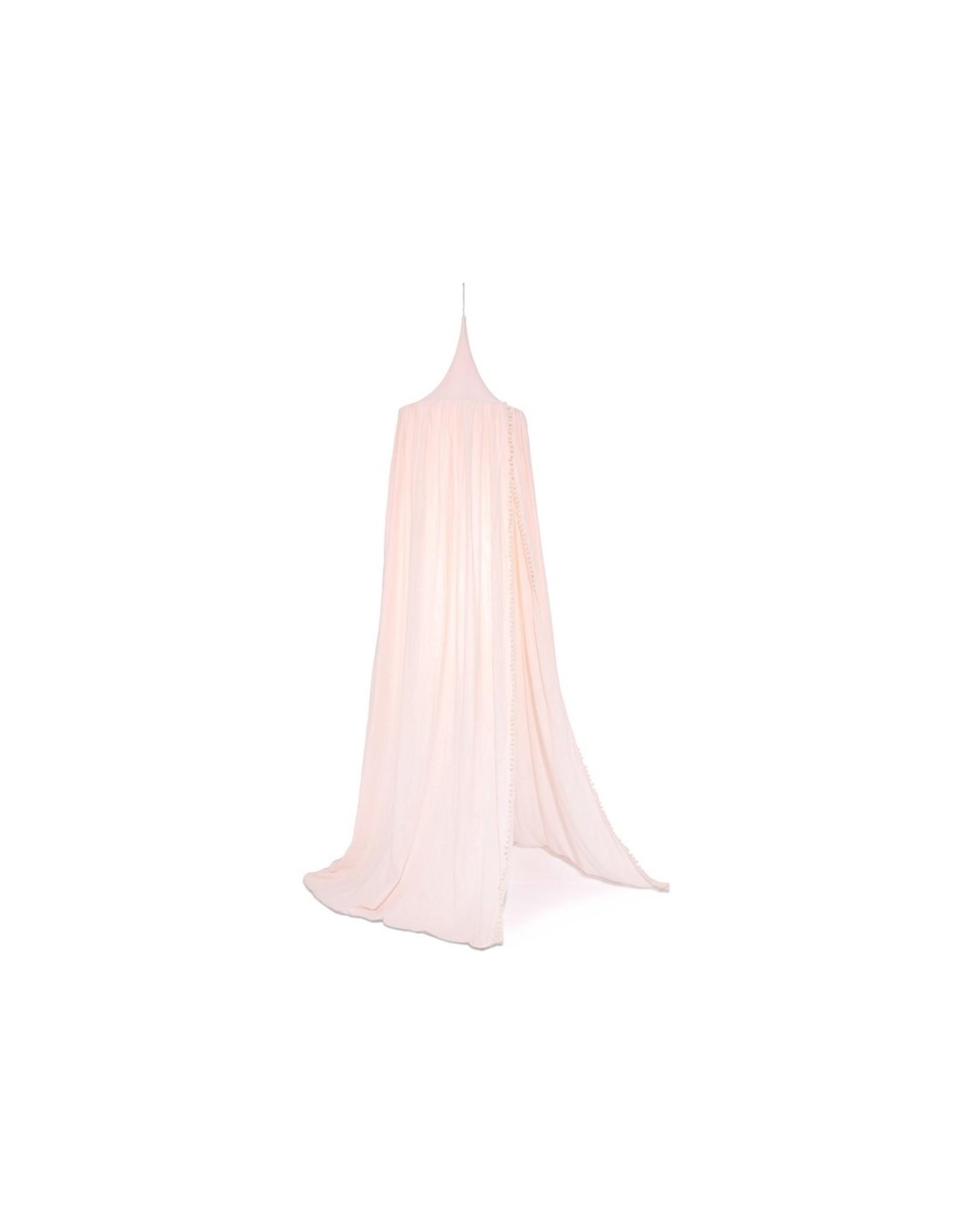 nobodinoz Ciel de lit - Amour Pom Pom - Dream Pink