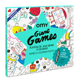 Omy Poster - Giant Games