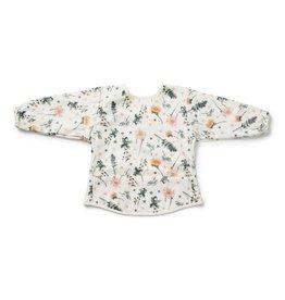 Elodie Details Bavoir longues manches - Meadow Blossom