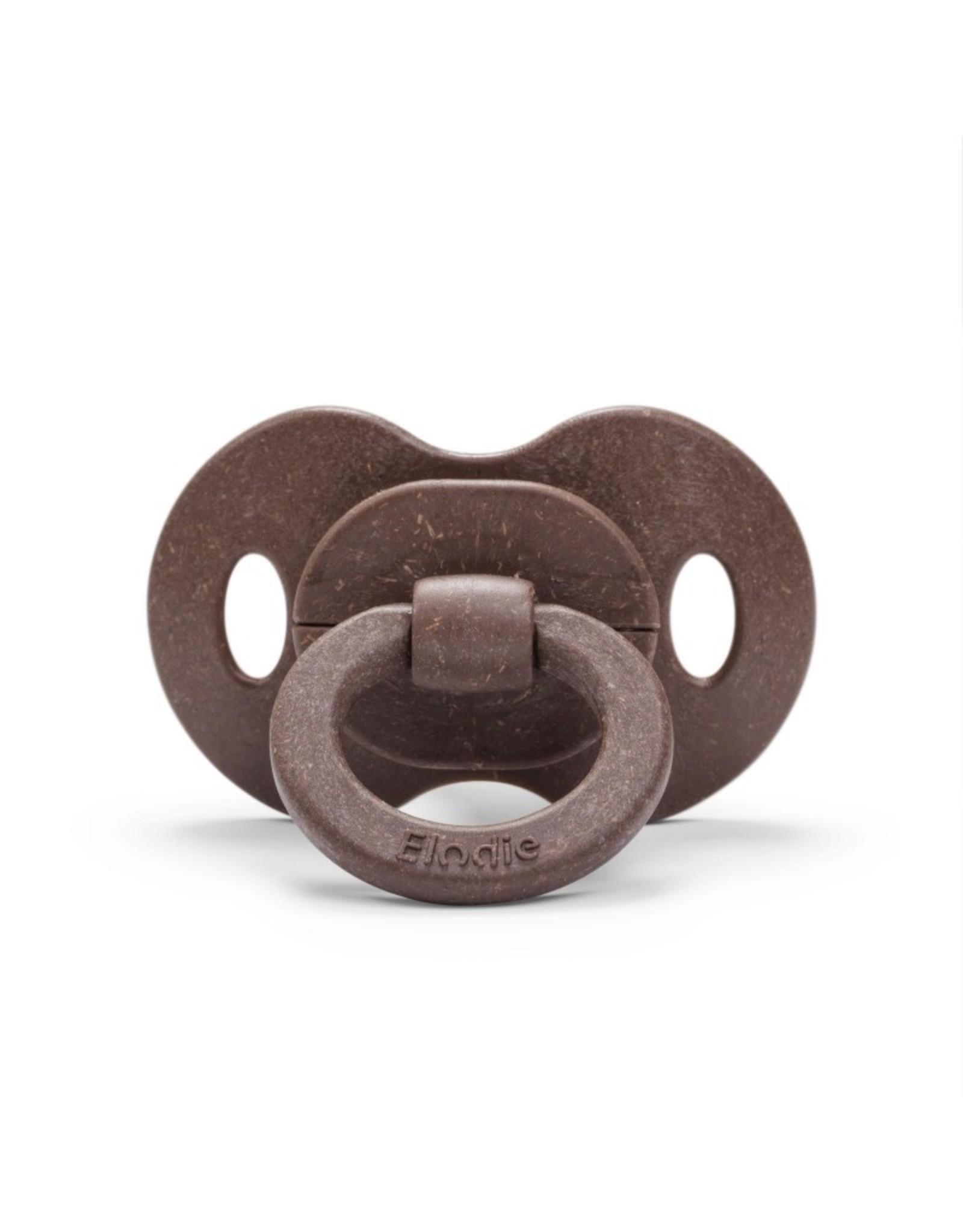 Elodie Details Tétine en bambou - Chocolate