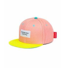 Hello Hossy Casquette - Mini Pink