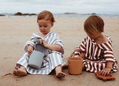 Les Kids à la playa