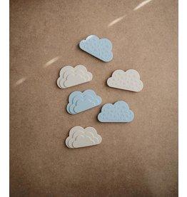Mushie Anneau de dentition nuage - cloud