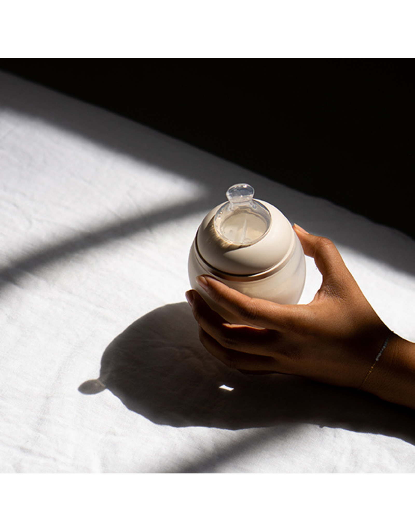 Elhee Biberon 240 ml sand