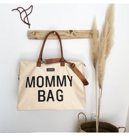 Childhome Mommy bag beige off white - toile