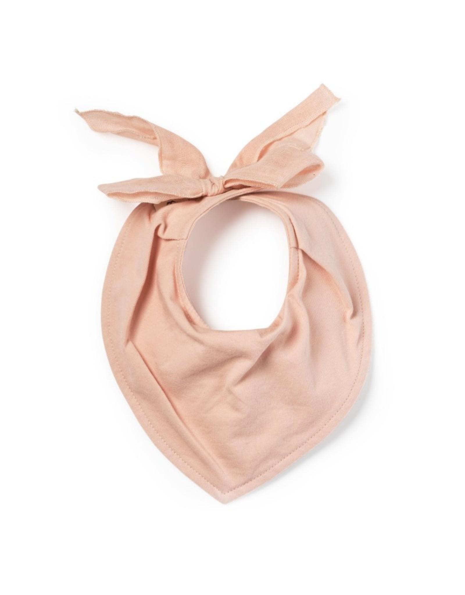Elodie Details Bavoir bandana - Powder Pink