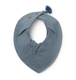 Elodie Details Bavoir bandana - Tender Blue