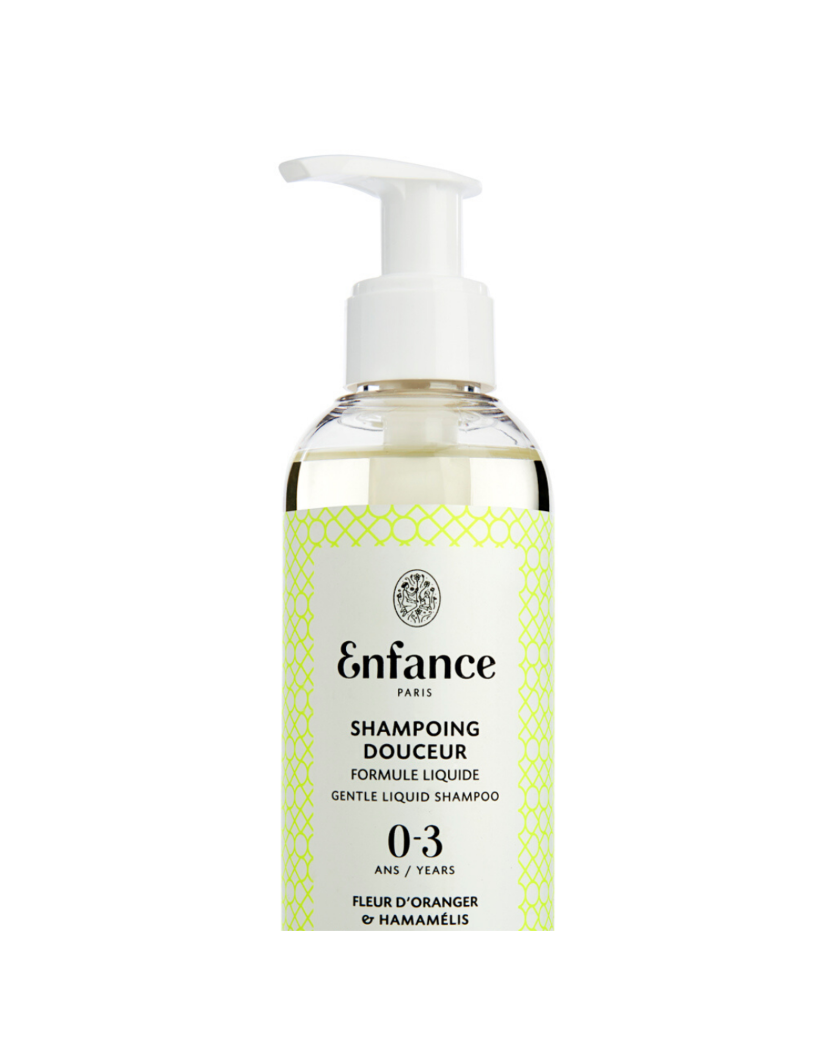 Enfance Shampoing Douceur - 0 - 3 ans