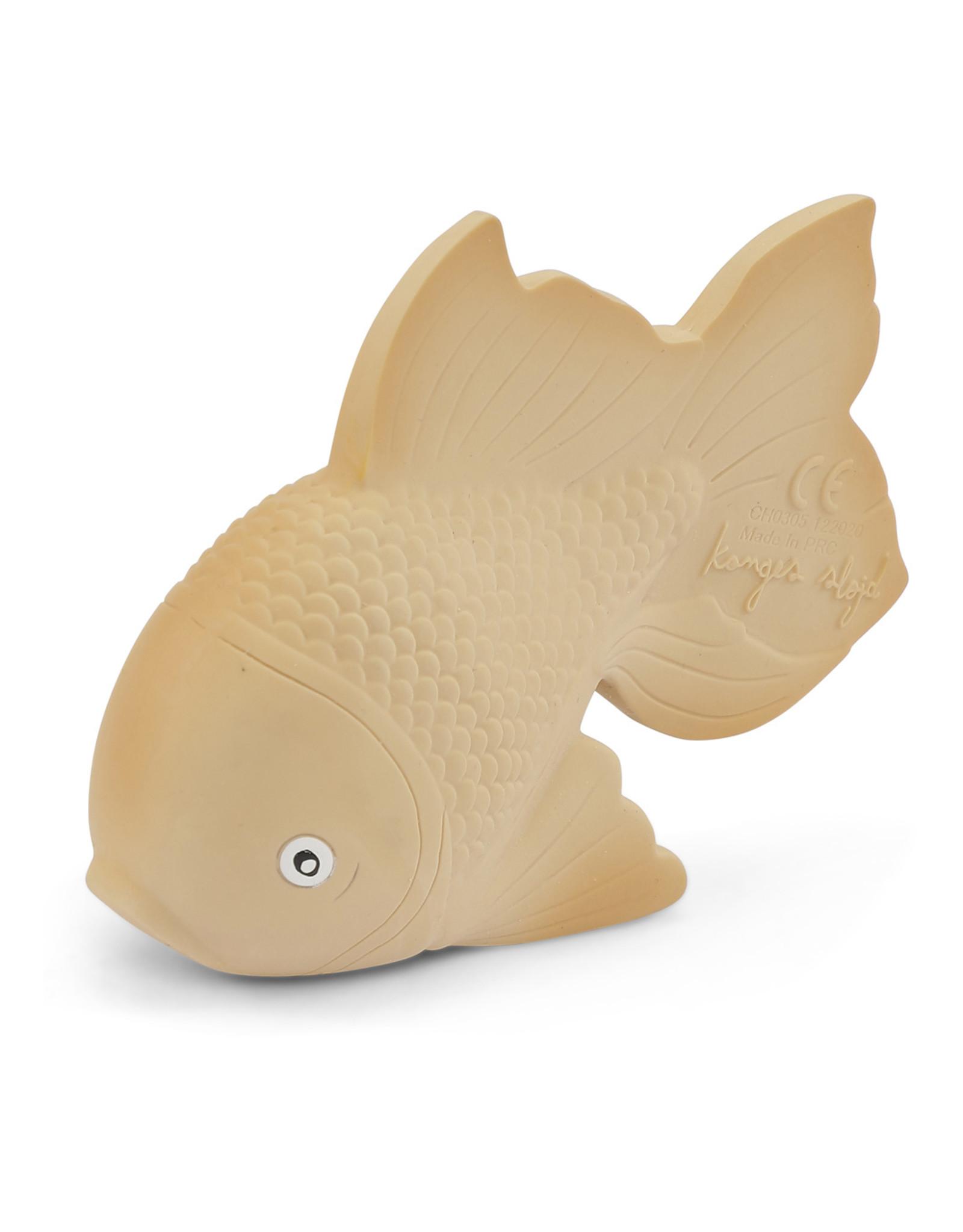 Konges Slojd Teeth soother goldfish