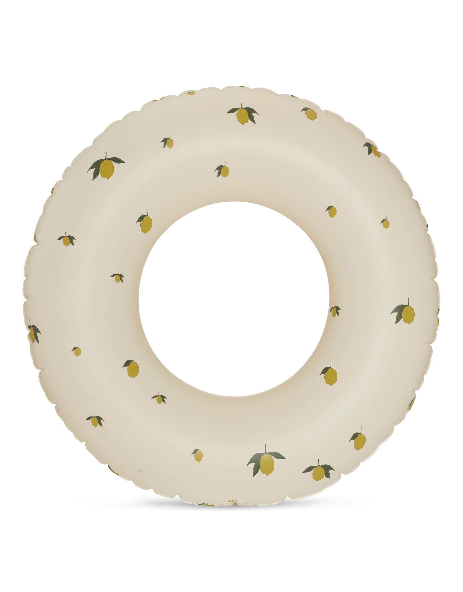 Konges Slojd Bouée Swim ring Junior - Lemon