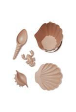 Konges Slojd Beach Set - Rose Blush