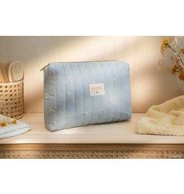 nobodinoz Trousse de toilette TRAVEL-  Willow Soft Blue