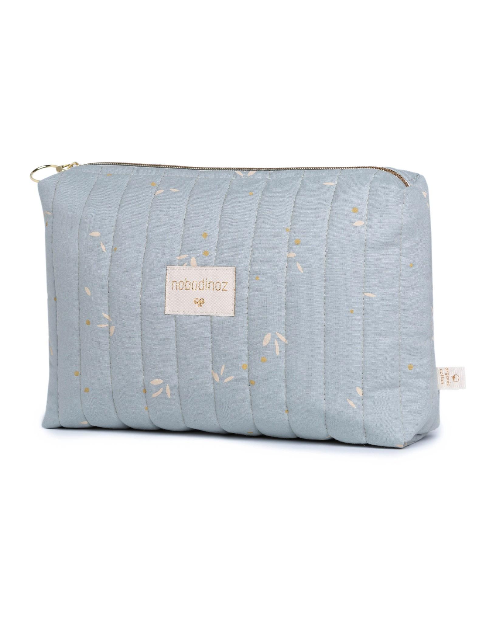 nobodinoz Trousse de toilette TRAVEL Willow Soft Blue