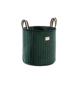 nobodinoz SAVANNA - sac de rangement- Jungle Green