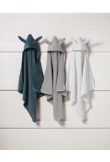 Elodie Details Cape de bain - Tender blue bunny