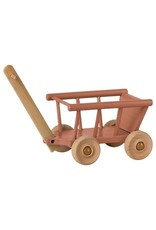 MAILEG Wagon - dusty rose