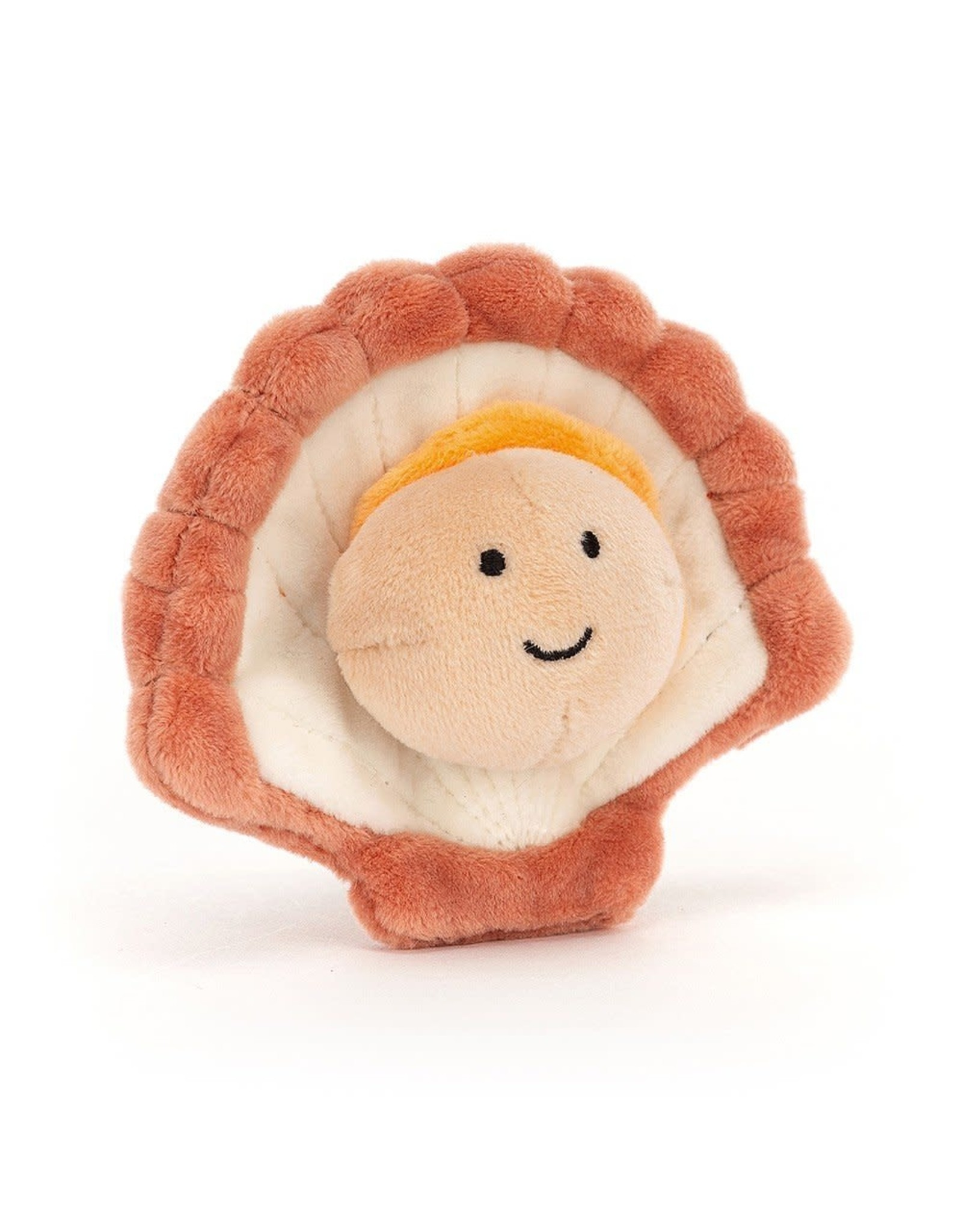 Jellycat Coquille ST Jacques Sensational Seafood