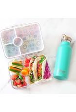 Citron Lunch Box ado - Monster - 4 compartiments
