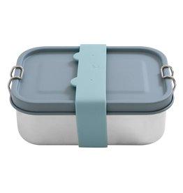 Eef Lillemor Lunch Box acier inoxydable  - Navy