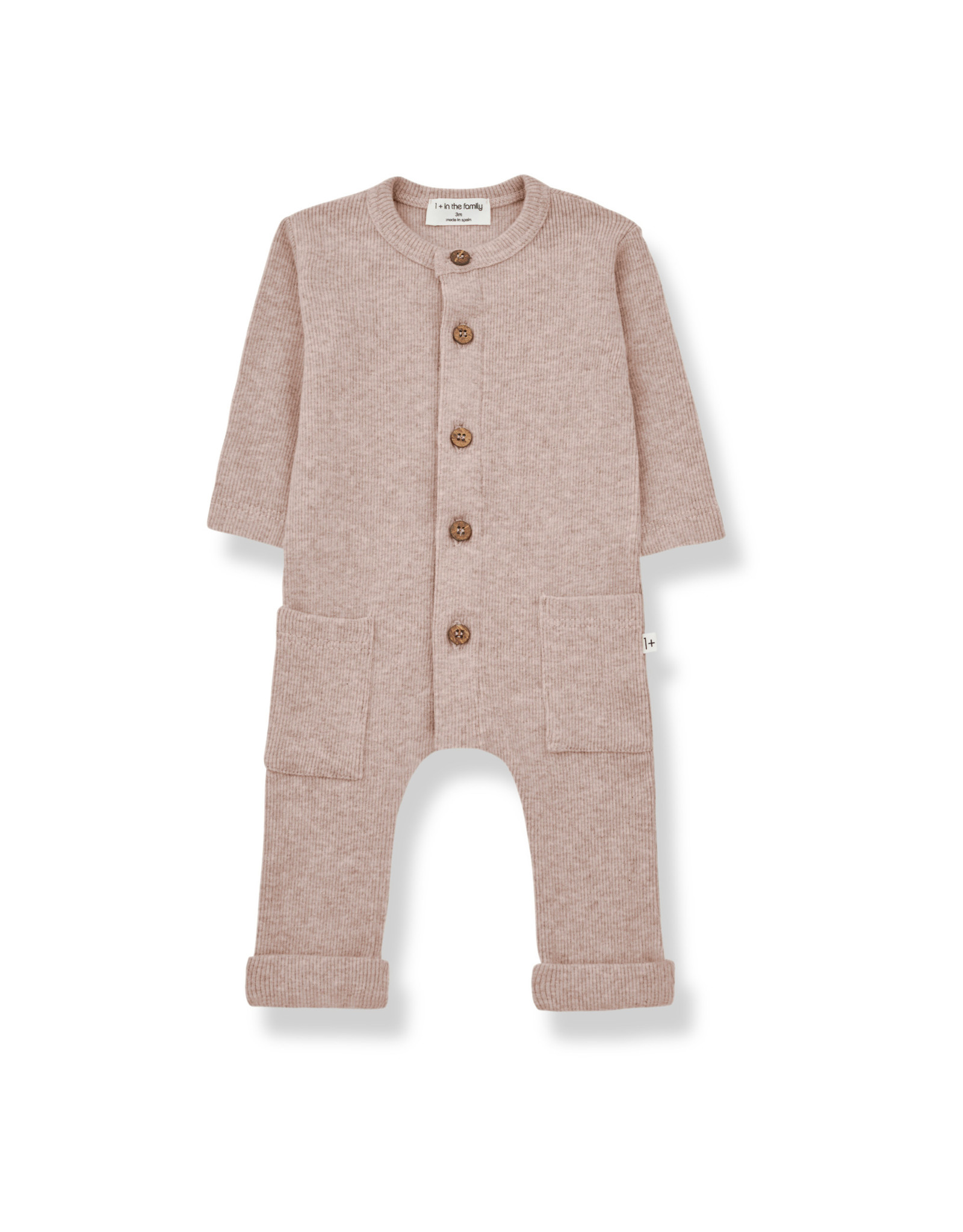 1+in the family MILOS - jumpsuit - rose