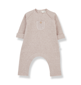 1+in the family MOISE - jumpsuit - nude