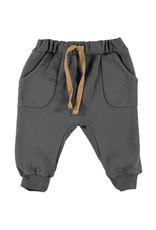 Bean's NORA - pantalon en coton - anthracite
