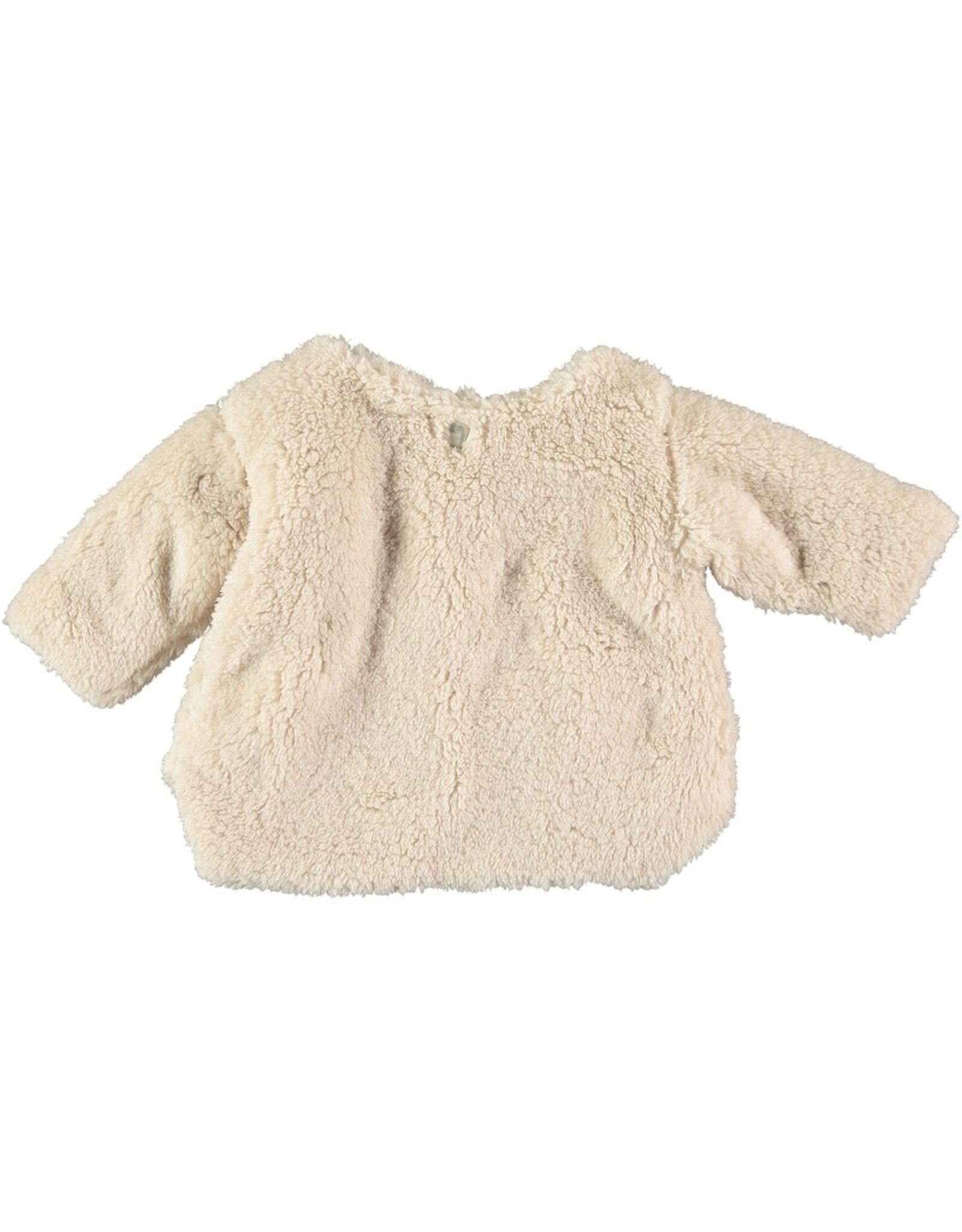 Bean's VALERIA - veste en polar - écru