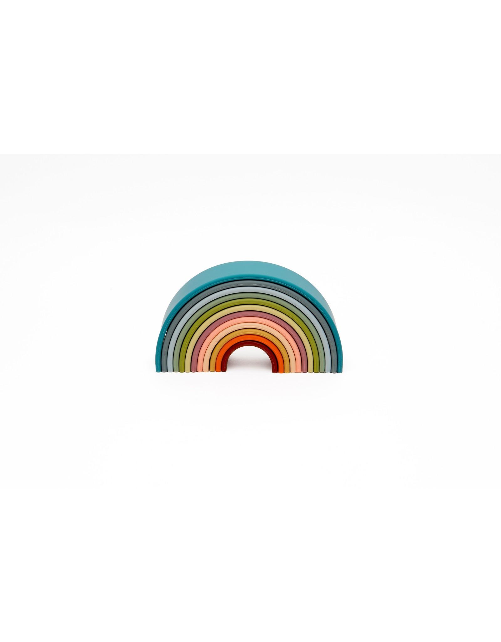 Dena Arc en ciel - teether - Nature 12 pieces