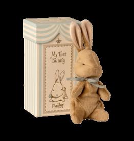 MAILEG My first baby bunny - light blue