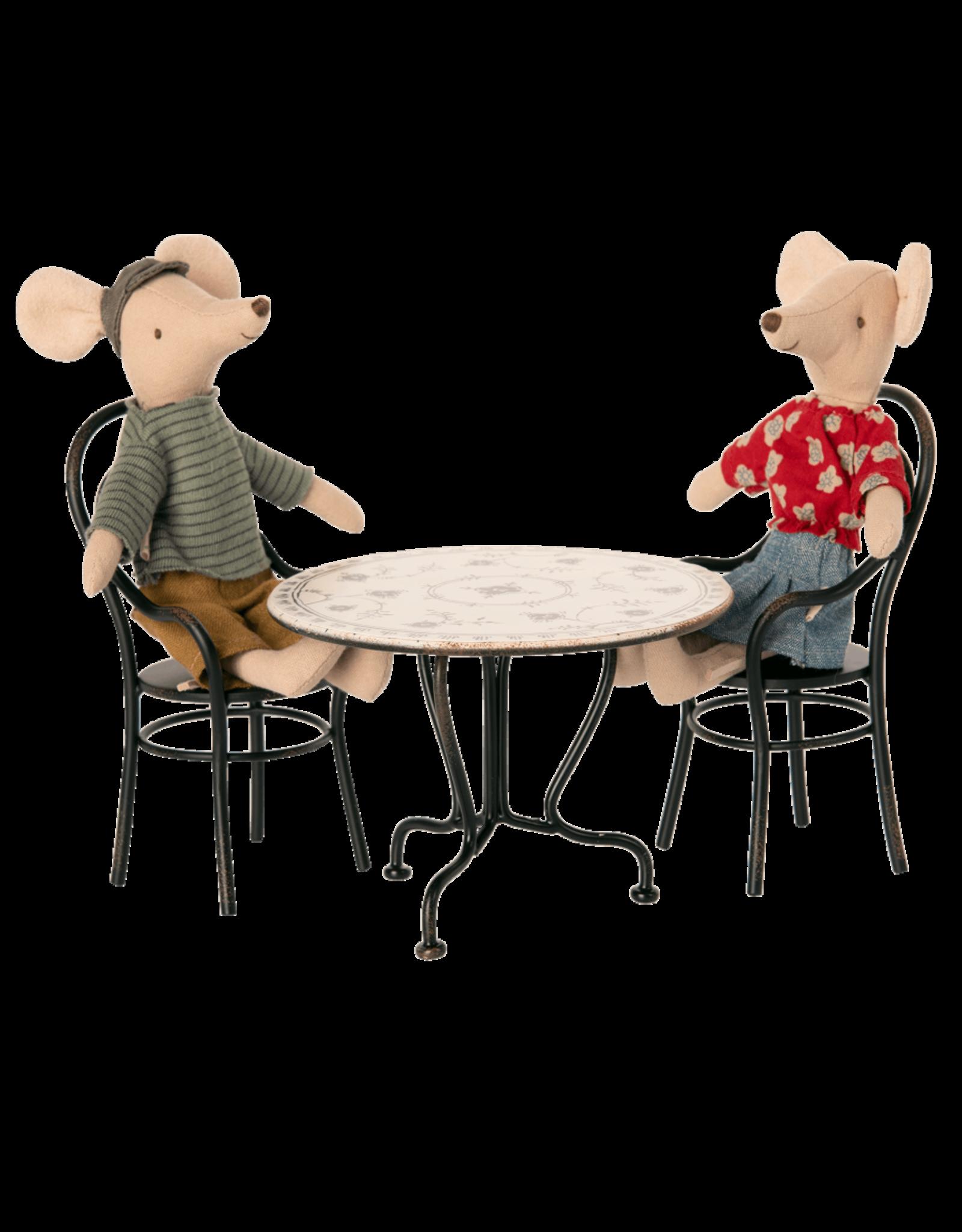 MAILEG Miniature Dining table