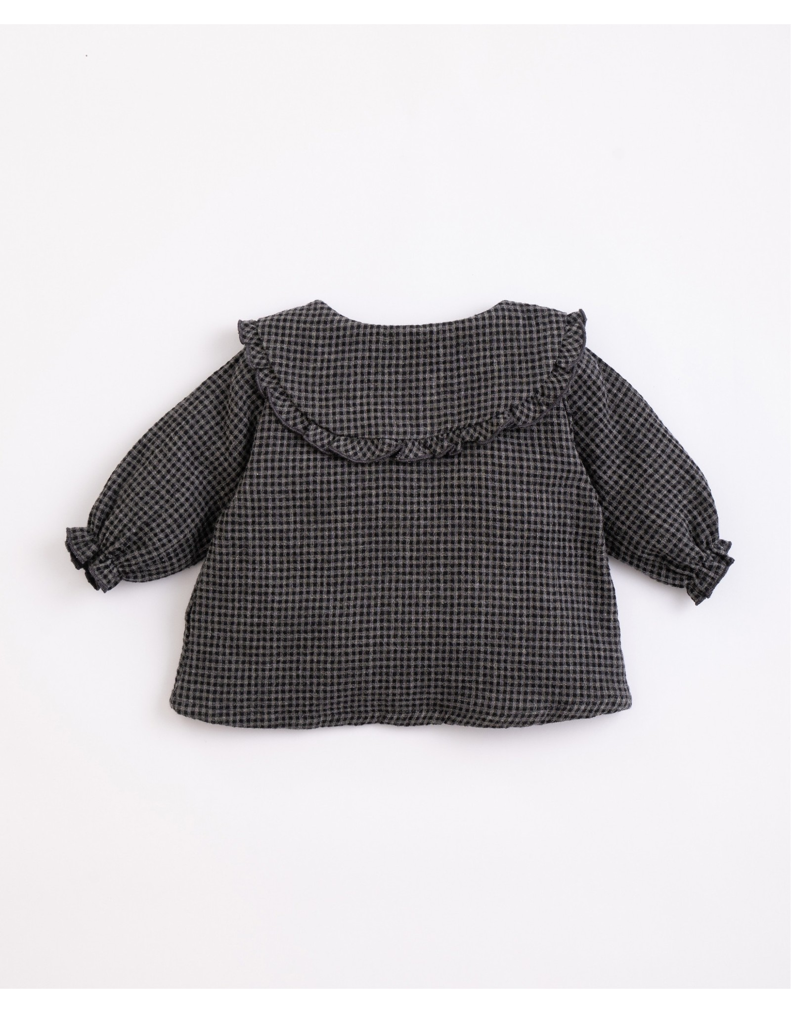 Play up Blouse - Vichy Woven