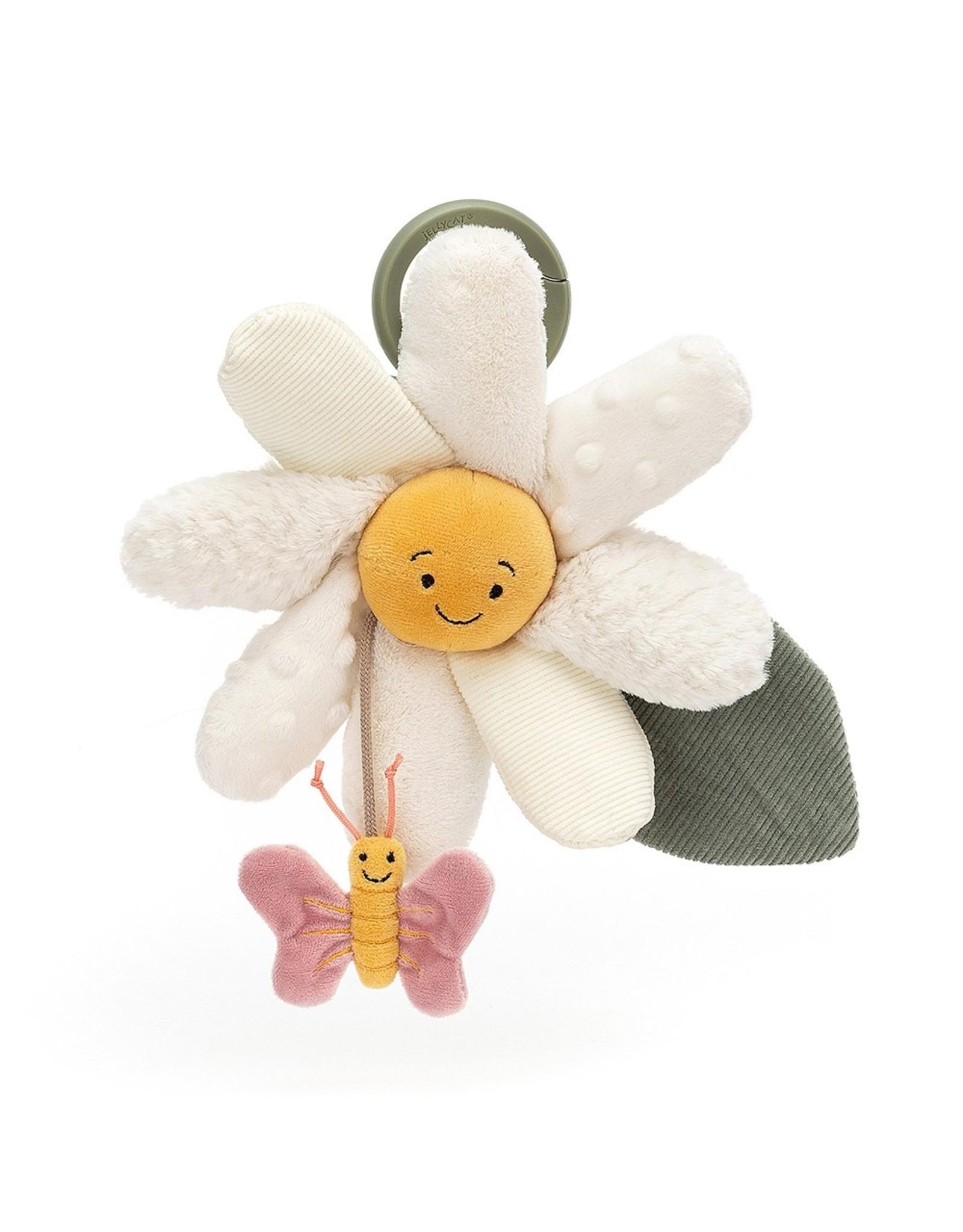 Jellycat Fleury daisy activity toys