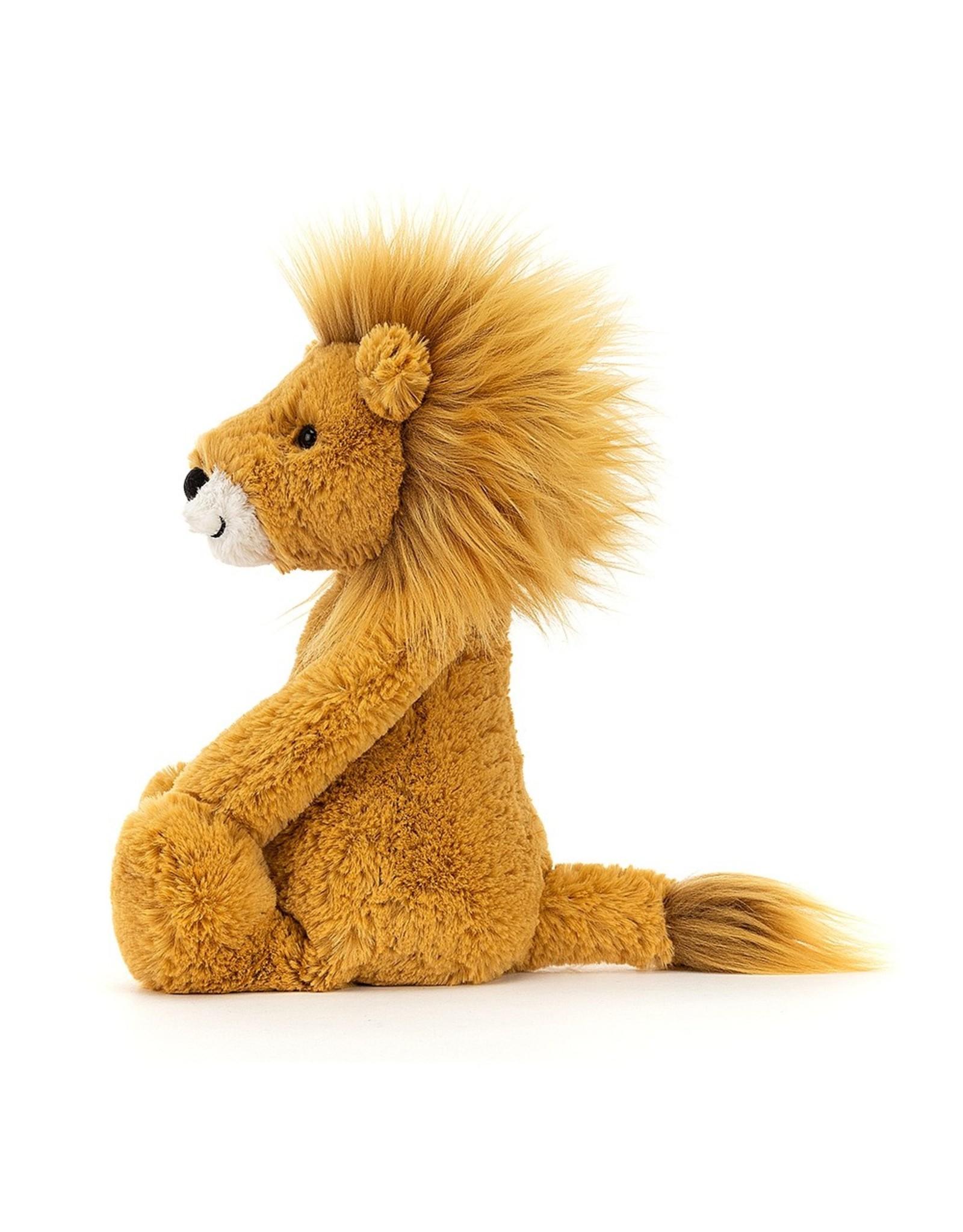 Jellycat Lion Bashful  Medium