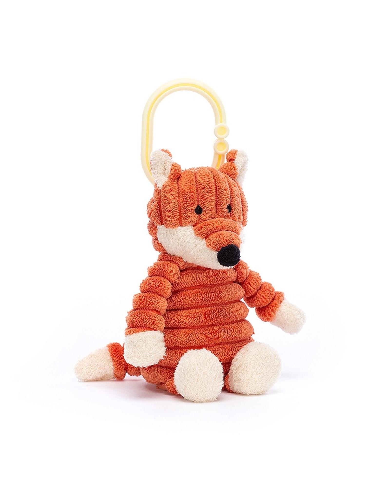 Jellycat Baby cordy roy fox jitter renard