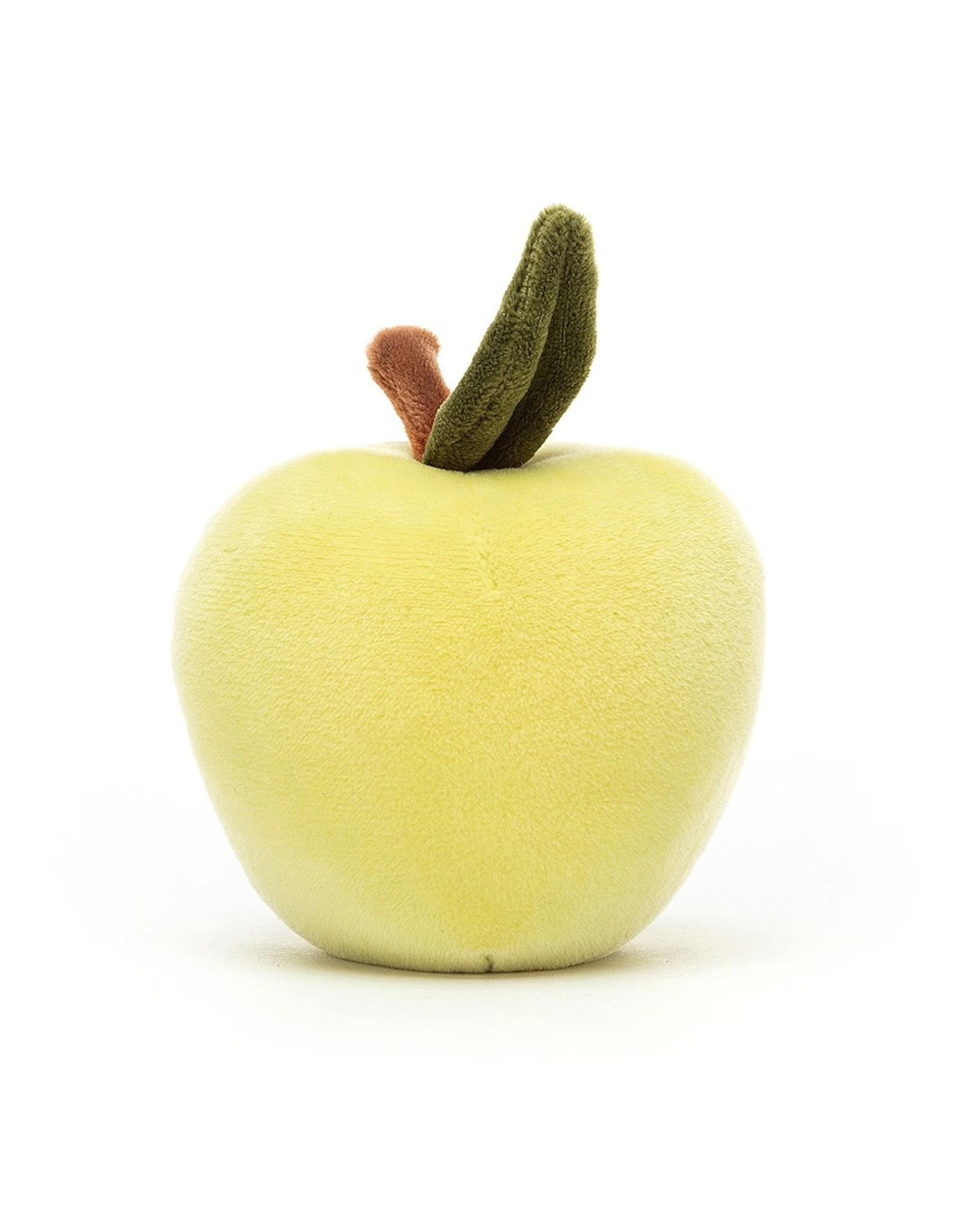 Jellycat Peluche pomme Fabulous