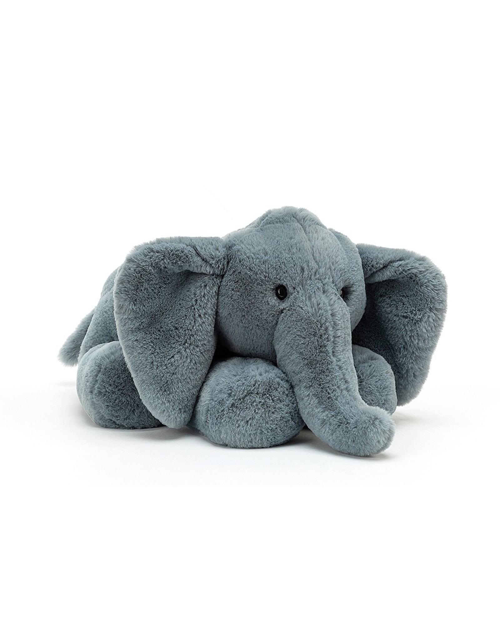Jellycat Huggady Elephant - large