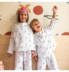 Mathilde Cabanas Pyjama 2 pièces - gaze de coton