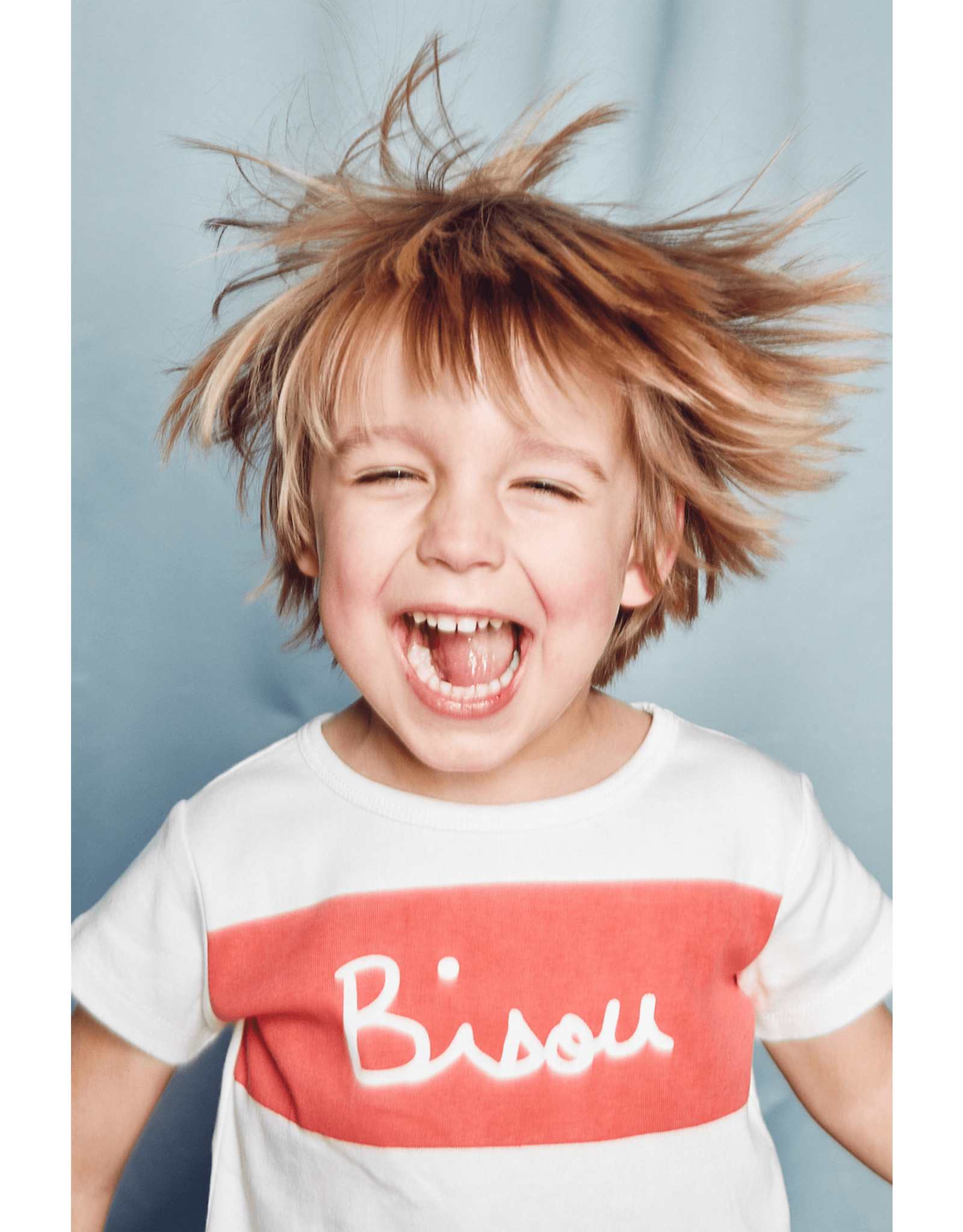Mathilde Cabanas T-shirt Bisou - BIG