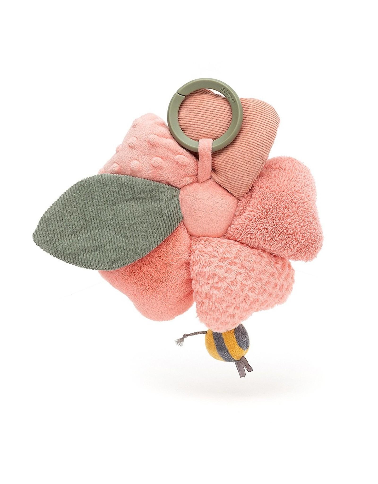 Jellycat Fleury petunia activity toys