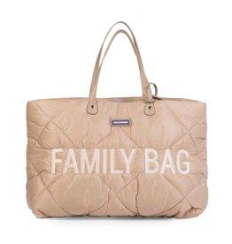 Childhome Family bag Matelassé beige